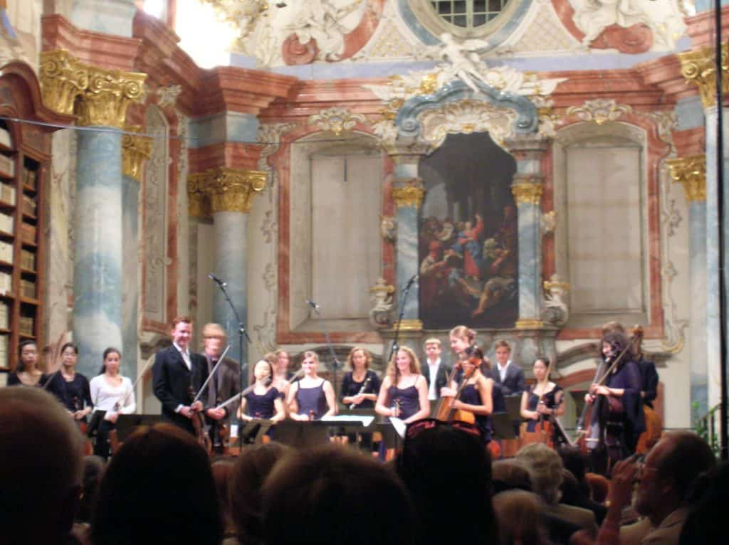 Chamber Music Group Performing Operatic Works